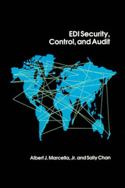 EDI Audit and Control by Albert J. Marcella