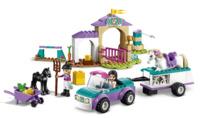 LEGO Friends: Horse Training & Trailer - (41441)
