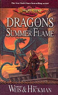 The Dragons of Summer Flame by Margaret Weis image