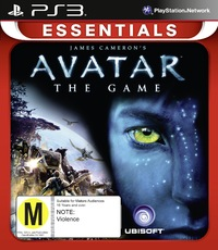 James Cameron's Avatar: The Game (PS3 Essentials) for PS3