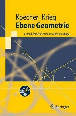 Ebene Geometrie by Aloys Krieg