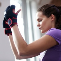 Adidas Weighted Gloves image
