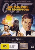 Man With The Golden Gun, The (007) - James Bond Ultimate Edition (2 Disc Set) on DVD
