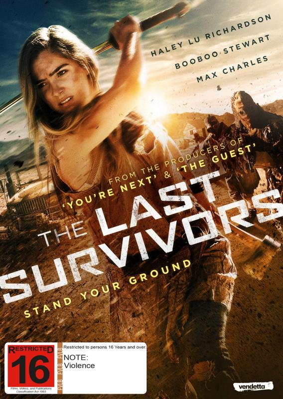 The Last Survivors on DVD