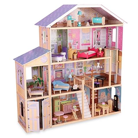 Kidkraft Majestic Mansion Dollhouse Toy At Mighty Ape Nz