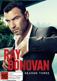 Ray Donovan - Season Three on DVD