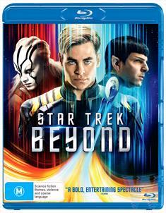 Star Trek Beyond on Blu-ray