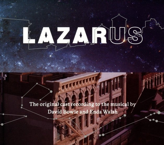 Lazarus (Original Cast Recording) by Various