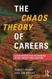 The Chaos Theory of Careers by Robert Pryor image