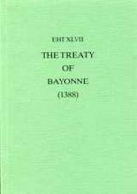 The Treaty Of Bayonne (1388) image