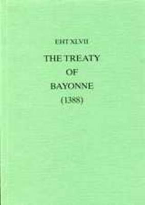 The Treaty Of Bayonne (1388) image