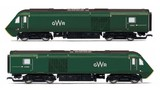 Hornby: GWR Class 43 HST 125 - Train Pack