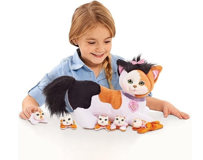 Kitty Surprise Plush - Siena image