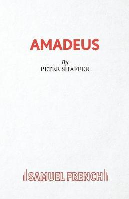 Amadeus by Peter Shaffer image