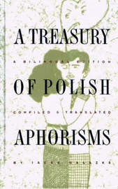 A Treasury of Polish Aphorisms by Jacek Galazka image