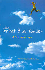 The Great Blue Yonder by Alex Shearer image