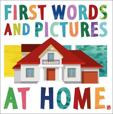 First Words & Pictures: At Home by Margot Channing image