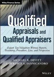 Qualified Appraisals and Qualified Appraisers by Michael R Devitt