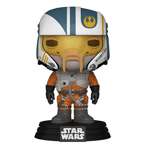 Star Wars: The Last Jedi - C'ai Trenalli Pop! Vinyl Figure image
