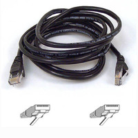Belkin 2m Black CAT6 Snagless Patch Cable image