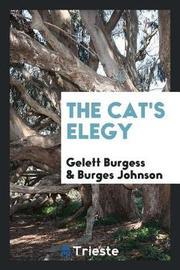 The Cat's Elegy by Gelett Burgess image