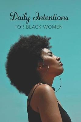 Daily Intentions for Black Women by Honeybrown Books image