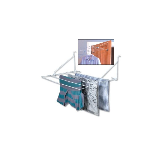 L.T. Williams - Overdoor Clothes Airer