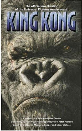 King Kong Novelisation by Christopher Golden image