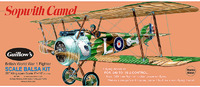 Sopwith Camel 1:12 Balsa Model Kit