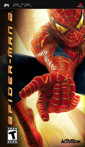 Spider-Man 2 for PSP