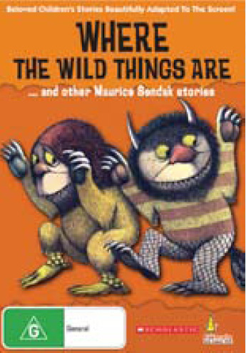 Where the Wild Things Are and other Maurice Sendak stories on DVD