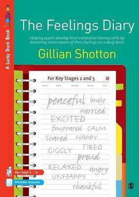 The Feelings Diary by Gillian Shotton image