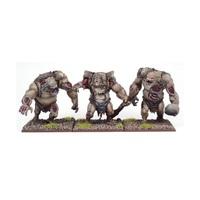 Kings of War Zombie Troll Regiment
