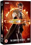 Doctor Who - The Complete Specials Box Set DVD