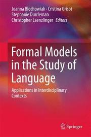 Formal Models in the Study of Language image