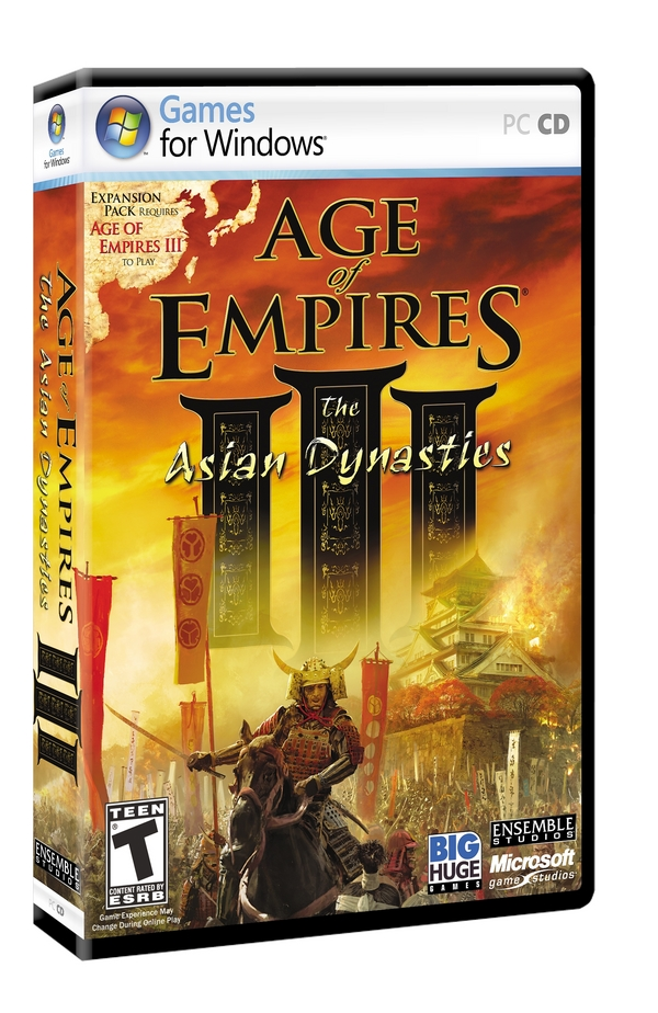 Age of Empires III: The Asian Dynasties for PC Games image