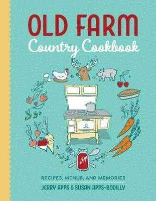 Old Farm Country Cookbook by Jerry Apps image