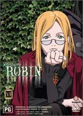 Witch Hunter Robin - Vol. 6 on DVD