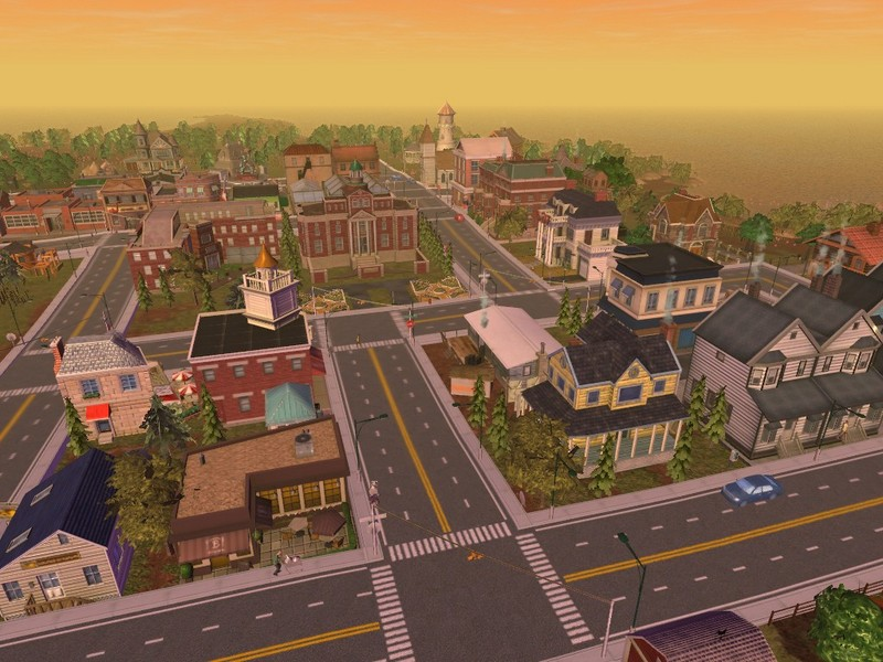 SimCity Societies for PC Games image