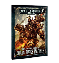 Warhammer 40,000 Codex: Chaos Space Marines
