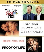 You've Got Mail/City Of Angels/Proof Of Life Triple Pack (3 Disc Set) on DVD