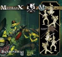 Malifaux: Gremlins - Banjonistas (3pc) image