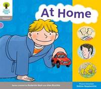Oxford Reading Tree: Level 1: Floppy's Phonics: Sounds and Letters: At Home by Roderick Hunt