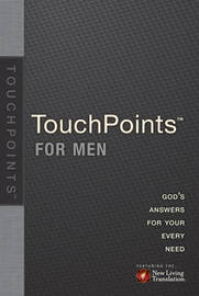 Touchpoints for Men: God's Answers for Your Every Need image