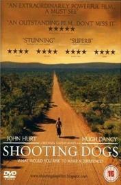 Shooting Dogs on DVD image