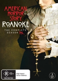 American Horror Story: Roanoke (Season 6) on DVD