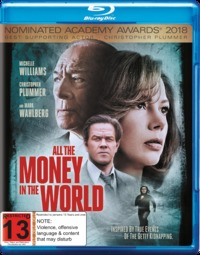 All The Money in The World on Blu-ray image