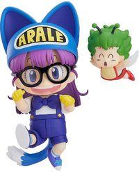 Nendoroid Aarale Norimaki: Cat Ears Ver. & Gatchan - Articulated Figure