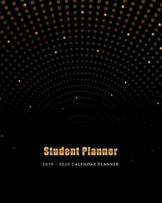 Student Planner 2019-2020 Calendar Planner by Michelia Creations