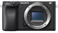 Sony: Alpha A6400 24.2MP APS-C Mirrorless Camera E Mount Body Only